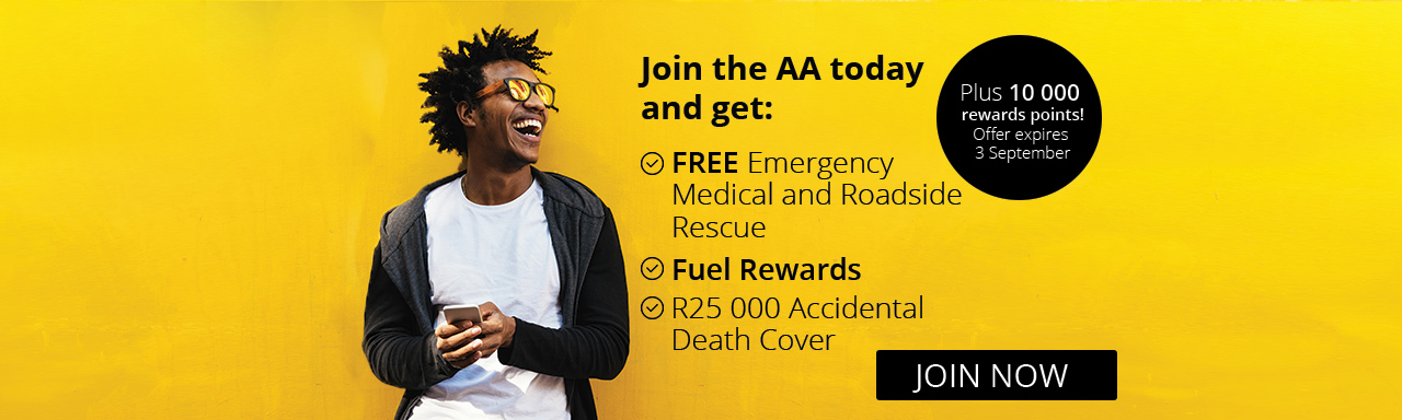 Become an AA Member today