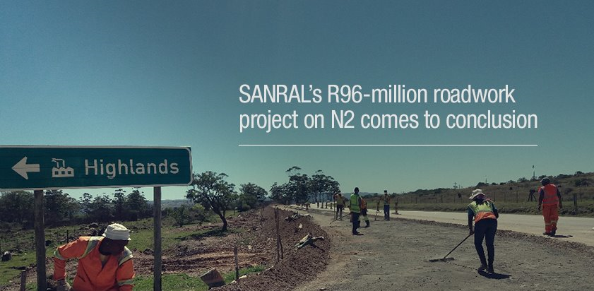 AA Press: SANRAL N2 Project