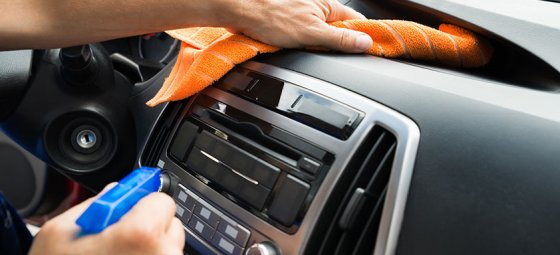 Give your car's interior some TLC | AA Car Tips