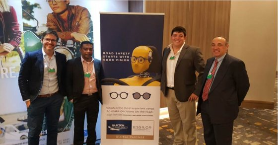 Automobile Association and Essilor announce collaboration