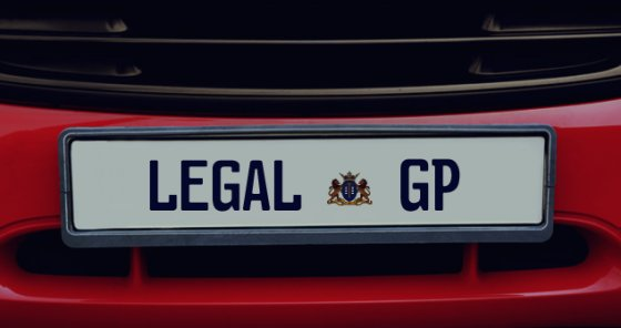 Is your vehicle's number plate legal? - Insights