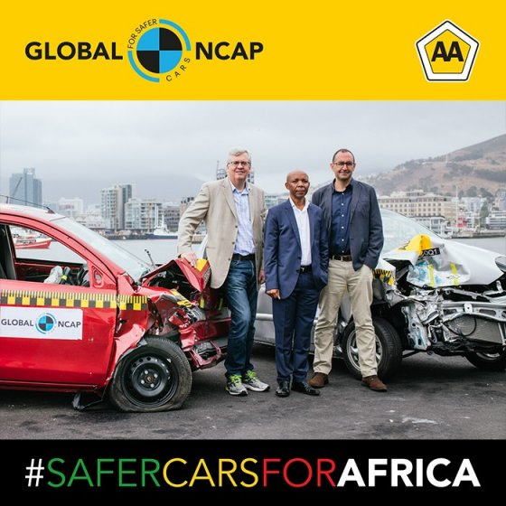 Safer Cars for Africa 2017